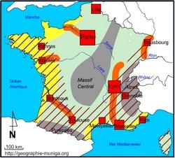 Repartion_et_evolution_spatiale_population_France